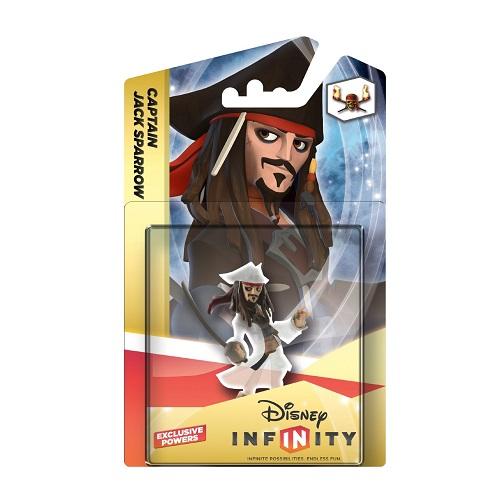 Disney Infinity CRYSTAL Character Jack Sparrow