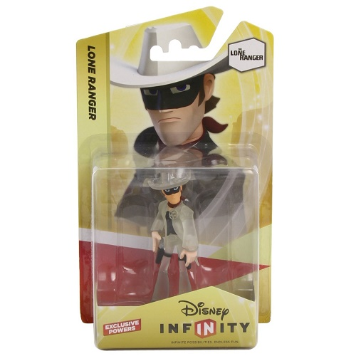 Disney Infinity CRYSTAL Character Lone Ranger