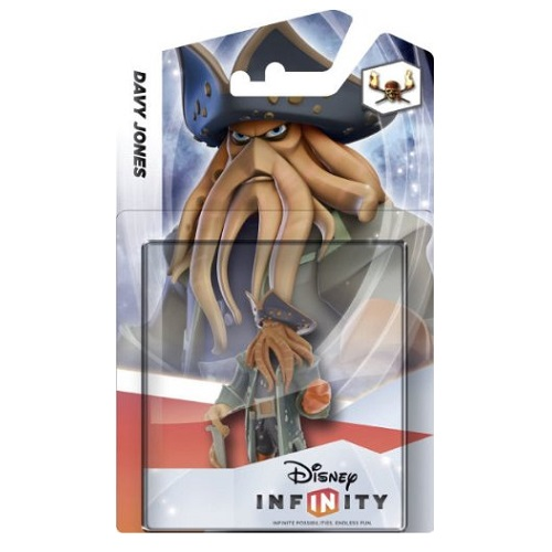 Disney Infinity Pirates Of The Caribbean Davy Jones