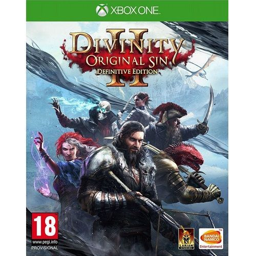 Divinity Original Sin 2 Definitive Edition Xbox One Game