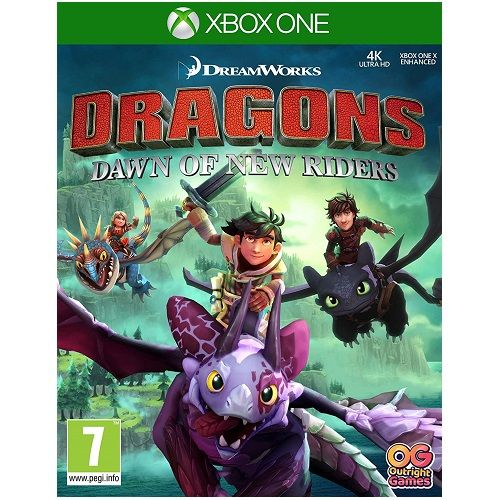 Dragons Dawn Of New Riders Xbox One Game