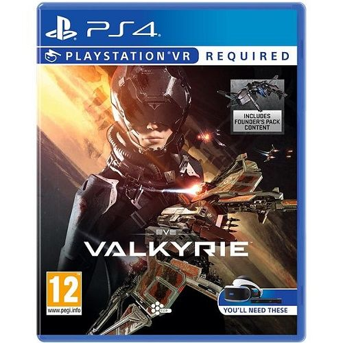 Eve Valkyrie [PSVR required] PS4 Game
