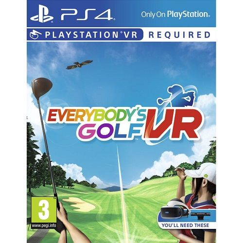 Everybodys Golf VR [PSVR Required] PS4 Game