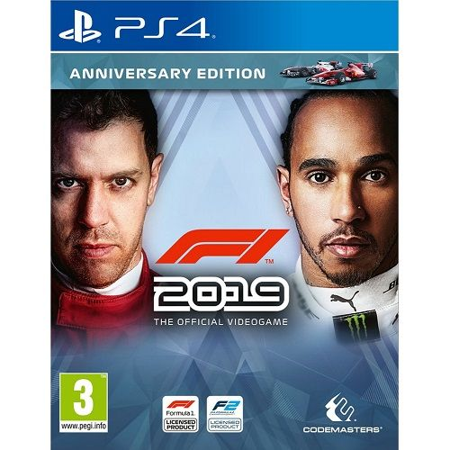 F1 2019 Anniversary Edition PS4 Game - Gamereload