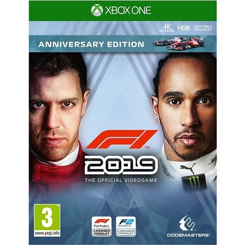 F1 2019 Anniversary Edition Xbox One Game - Gamereload
