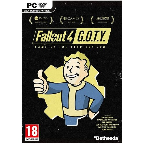 Fallout 4 GOTY PC Game