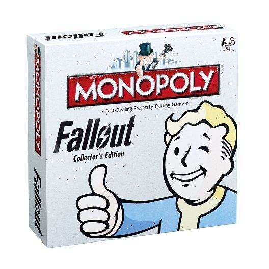 Fallout Monopoly Collectors Edition