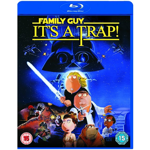 Family Guy Its A Trap [Blu-ray]