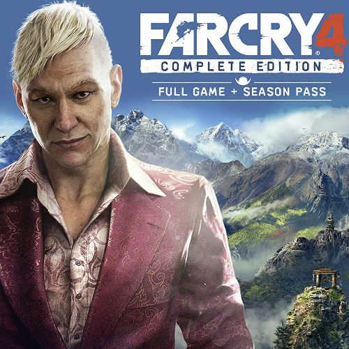 Far Cry 4 Complete Edition Uplay Key