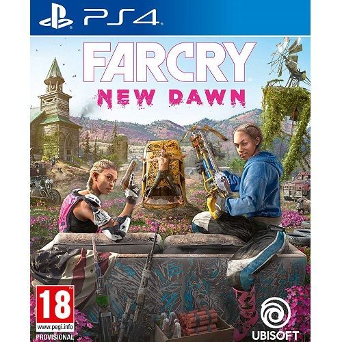 Far Cry New Dawn PS4 Game | Gamereload