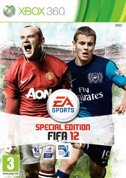 FIFA 12 Special Edition Xbox 360 Game
