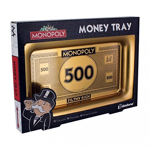 Filthy Rich Money Tray Monopoly