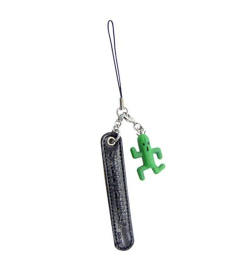 Final Fantasy Cactuar Phone Strap - Figures