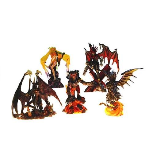 Final Fantasy Creatures Vol 2 (SET) - Figures