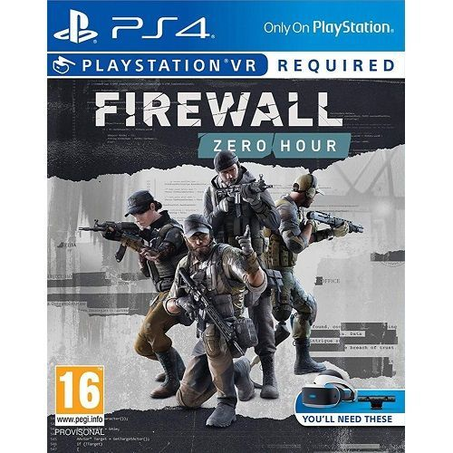 Firewall Zero Hour [PSVR required] PS4 Game