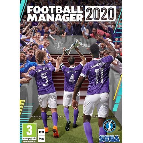 Football Manager 2020 [EU REGION ONLY] PC Game
