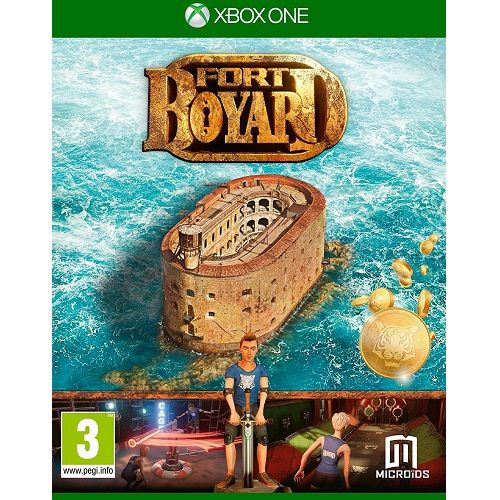 Fort Boyard Xbox One Game