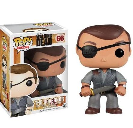 Funko The Walking Dead The Governor Pop! Vinyl Figure