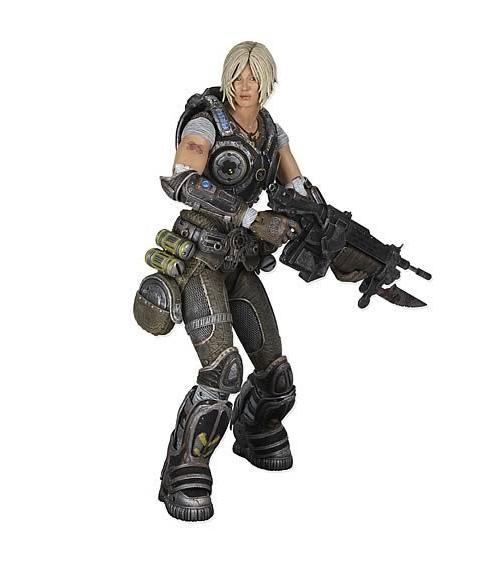 Gears Of War 3 Anya Stroud - Figures