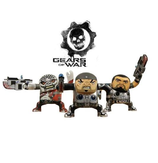 Gears Of War Stylised Batsu - Figures