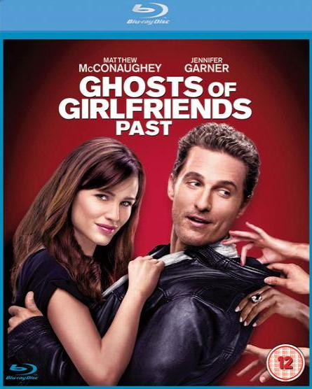 Ghost Of Girlfriends Past (Blu-ray)