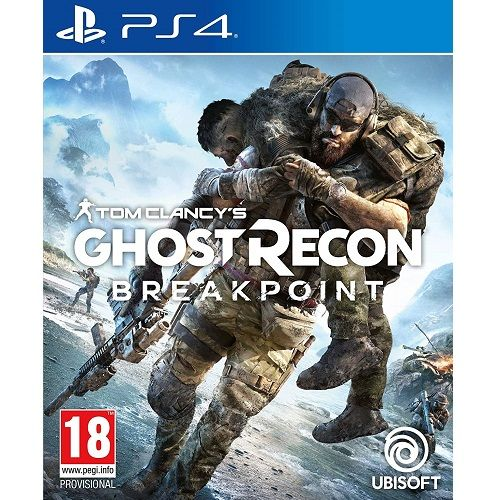 Ghost Recon Breakpoint PS4 Game