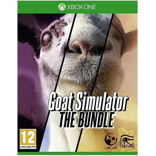 Goat Simulator The Bundle Xbox One Game