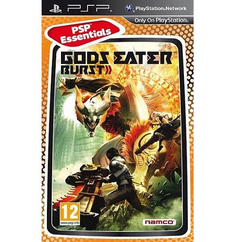 Gods Eater Burst PSP Game