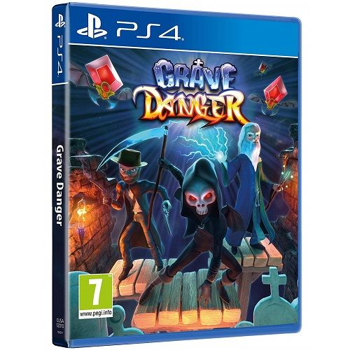 Grave Danger PS4 Game