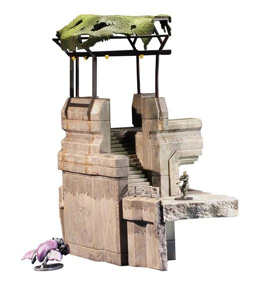 Halo 4 Series 1: High Ground Tower - Figures