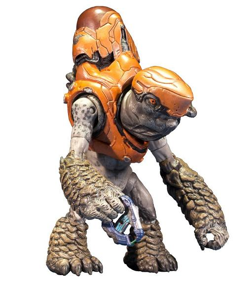 Halo 4 Series 1: Storm Grunt - Figures
