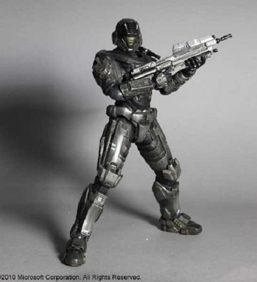 Halo Reach Action Figure Noble Six 23 cm - Figures
