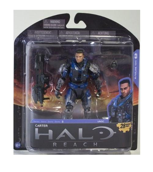 Halo Reach (Series 5) Carter (Single Unit) - Figures
