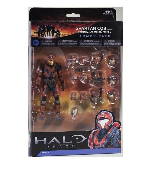 Halo Reach (Series 5) Spartan CQB - Figures