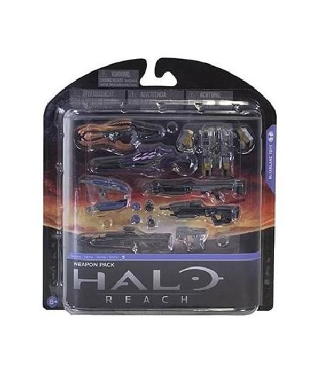 Halo Reach (Series 5) Weapon Pack (Single Unit) - Figures