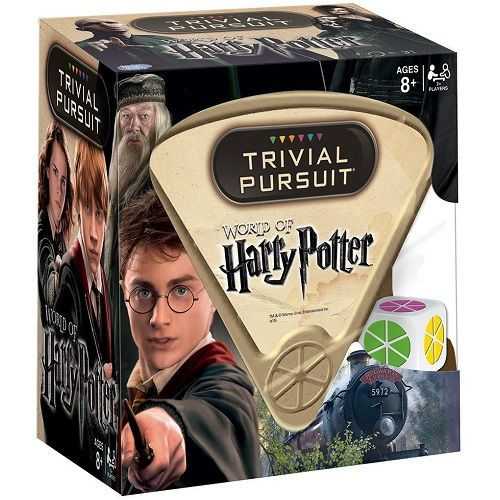 Harry Potter Bite Size Trivial Pursuit