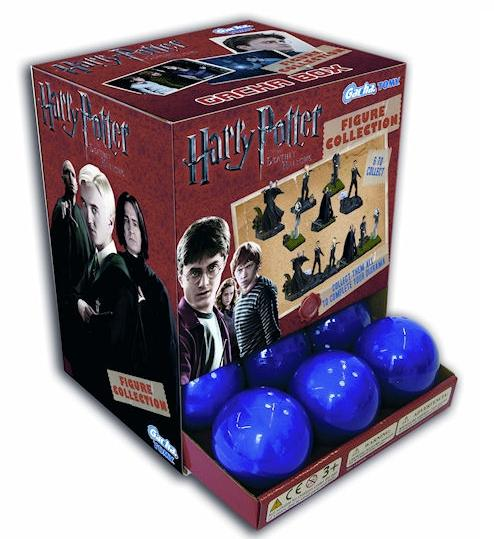 Harry Potter Large Figures - Pack of 18  (GACHA BOX) - Figures