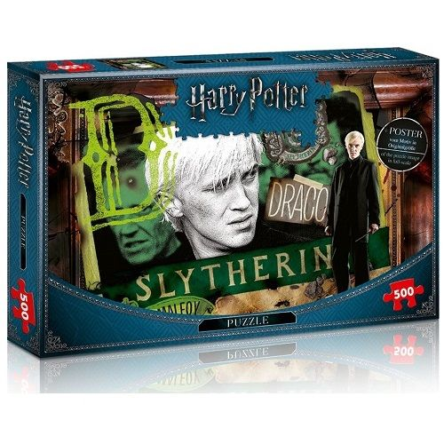 Harry Potter Slytherin 500 Piece Jigsaw Puzzle