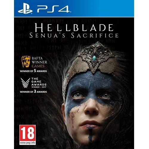 Hellblade Senuas Sacrifice PS4 Game