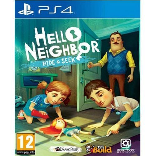 Hello Neighbor Hide & Seek PS4 Game