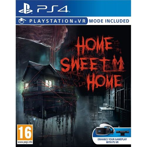 Home Sweet Home [PSVR Mode Included] PS4 Game