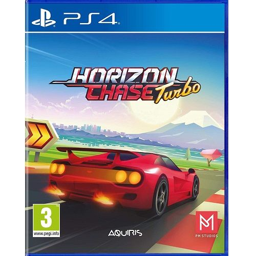 Horizon Chase Turbo PS4 Game