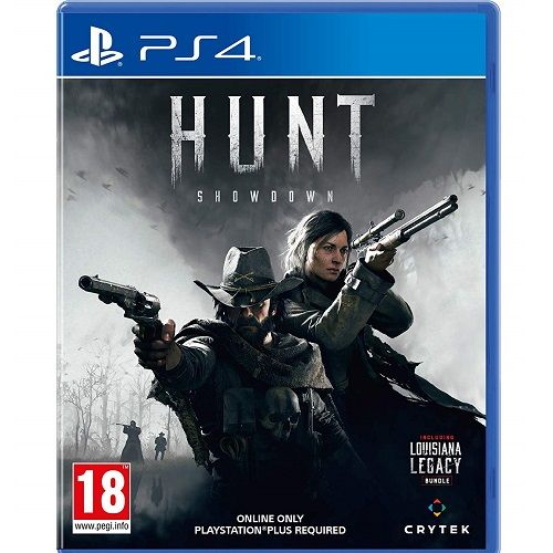 Hunt Showdown PS4 Game