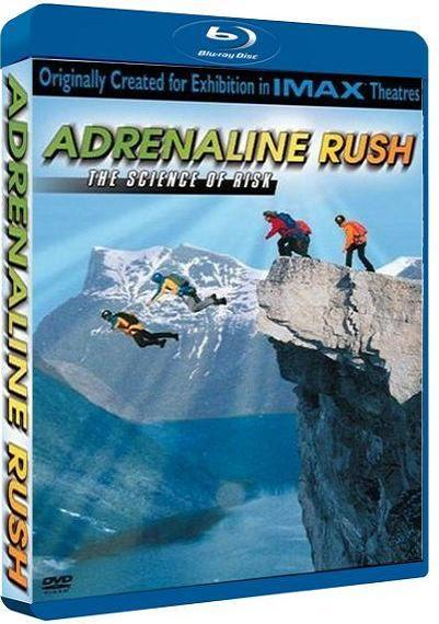 IMAX Adrenaline Rush: The Science Of Risk (Blu-ray)