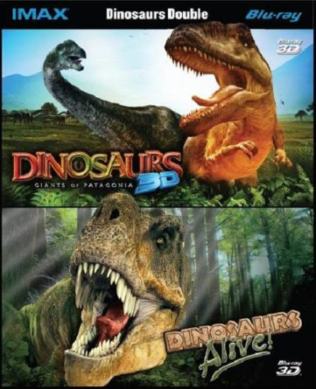 IMAX Dinos: Double Feature (2 Disc) (Blu-ray)