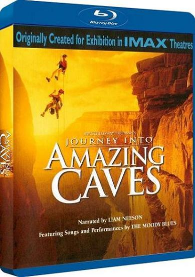IMAX Journey Into Amazing Caves (Blu-ray)
