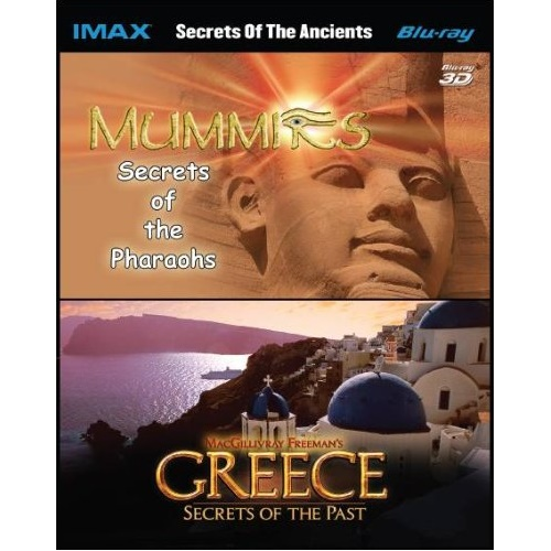 IMAX Secrets Of The Ancients [Blu-ray]