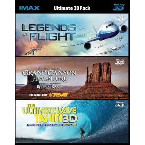 IMAX Ultimate 3D Collection  [Blu-ray]