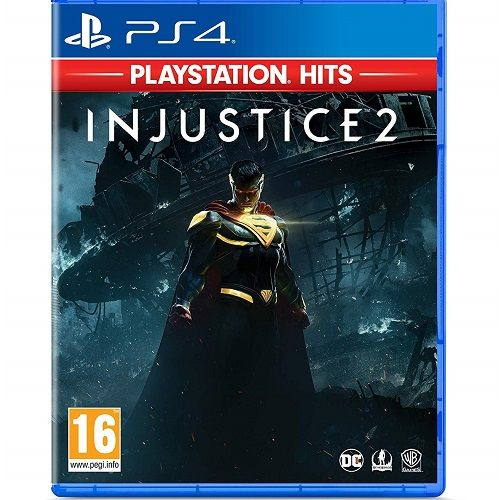 Injustice 2 PlayStation HITS PS4 Game