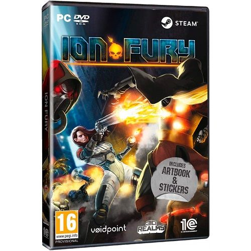 Ion Fury PC Game